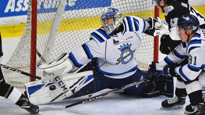 QMJHL: Goalkeeper Alexis Shank among players of the month for February