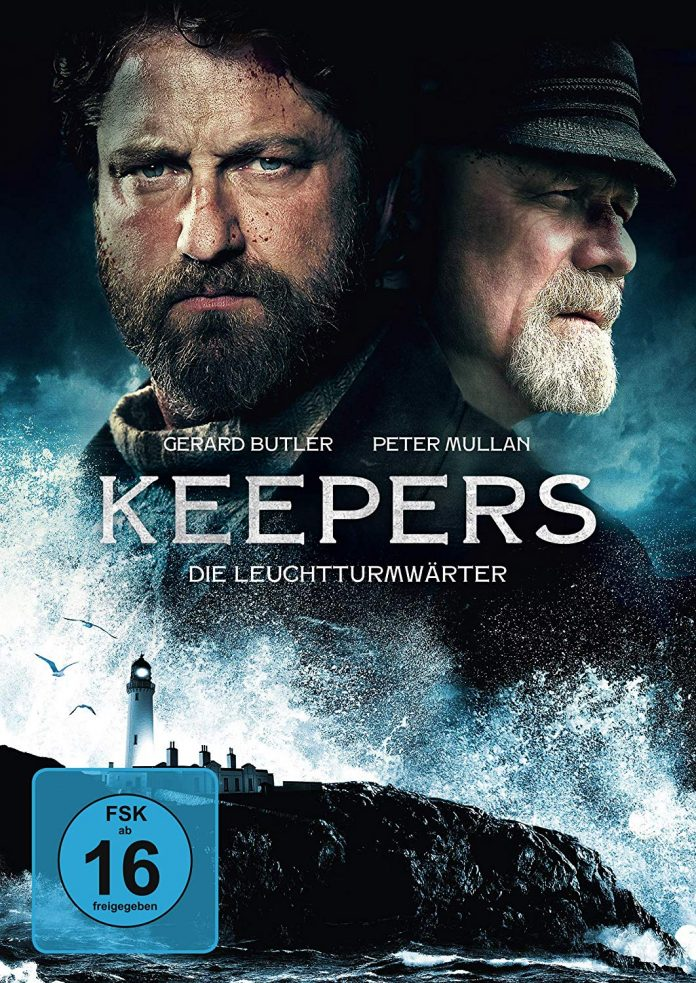 Review of the Keepers - The Lighthouse Keepers: A film similar to the Scottish sea