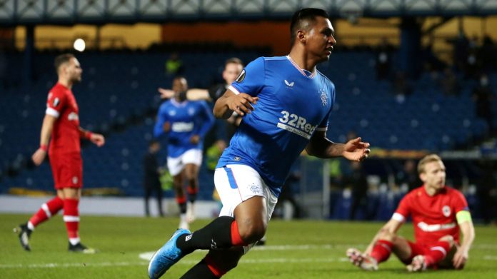 Scottish Championship: Rangers champion for the first time since 2011