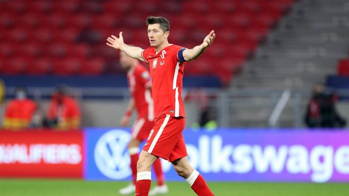Spain stumbles on the way to the World Cup: Lewandowski will have to survive Poland's qualifying debut