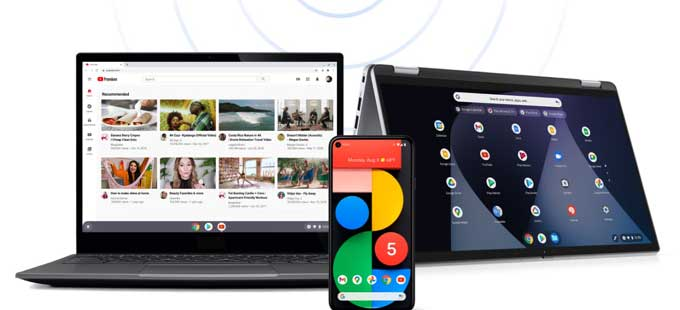 Ten years for Chrome OS ..: These are new features