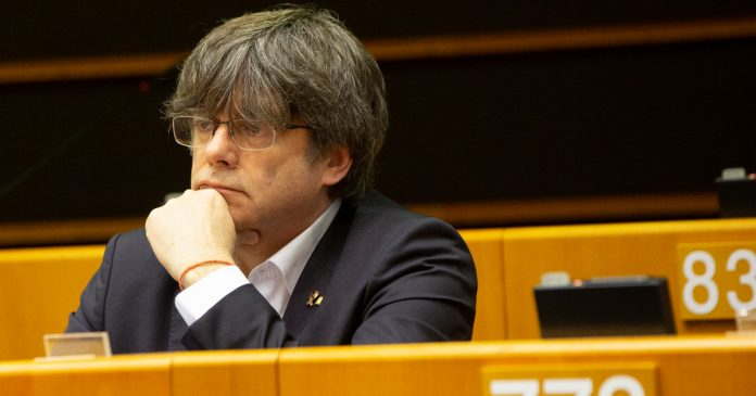 The European Union's parliament improved immunity for Puigdemont and two Catalan MEPs.  And Spain snatched away the semi-independence of the 7 independence leaders