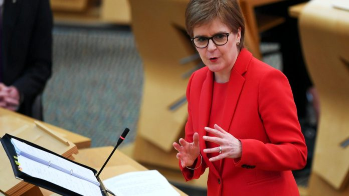 There is a draft law for a new independence referendum