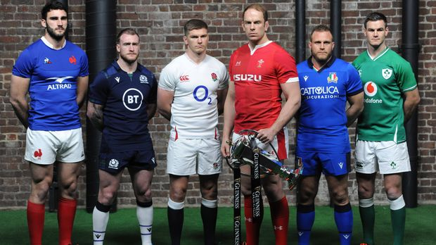 This is a Six Nations tournament