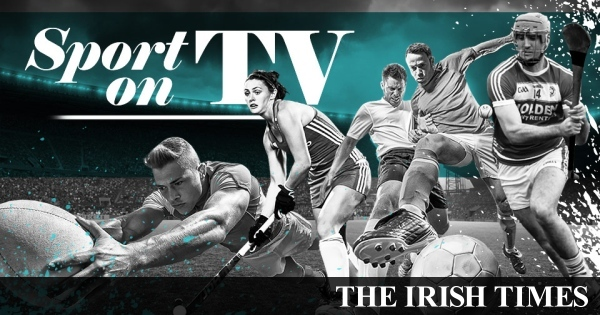 This week is your easy guide to sports on TV
