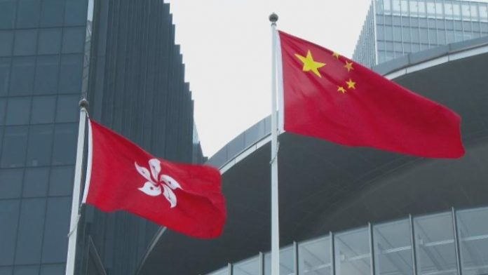 USA and Great Britain are again measuring two different standards on Hong Kong issues