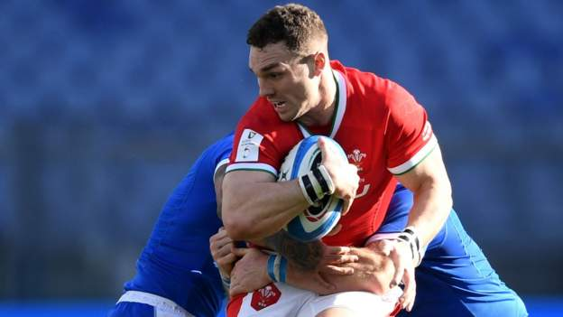 Wales center hopes for Grand Slam changes in 2021