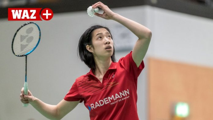 Yvonne Li is hunting for a title for Germany in Finland