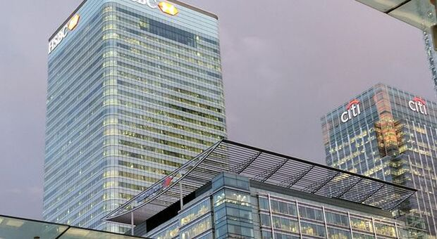1,200 employees at HSBC, UK ready to work permanently from home