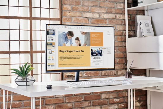Samsung launches a new generation of smart monitors for work, science and leisure