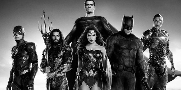 New strike against Joss Whedon!  The scriptwriters of Justice League wanted to run out of credits!