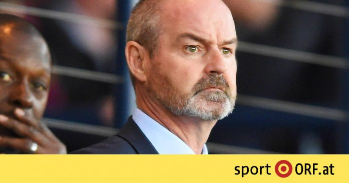 World Cup qualification: Scotland coach regrets qualificationFB team - sport.ORF.at
