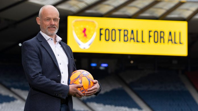 Football for All: Scottish Federation launches new £ 1.5million initiative to inspire the next generation and recover the epidemic Football News