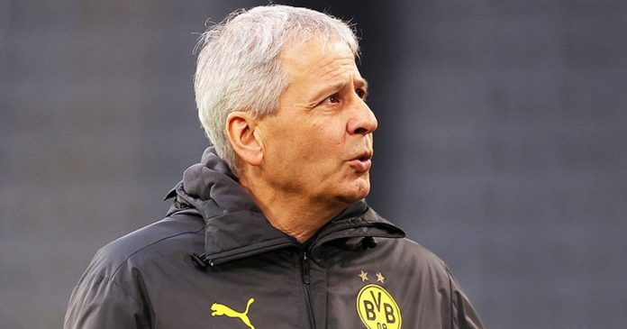 Perceived interest from Scotland - where will Lucian Favre land next?