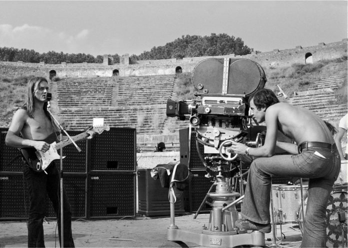 Pink Floyd's Cinema, a series of over 50 years