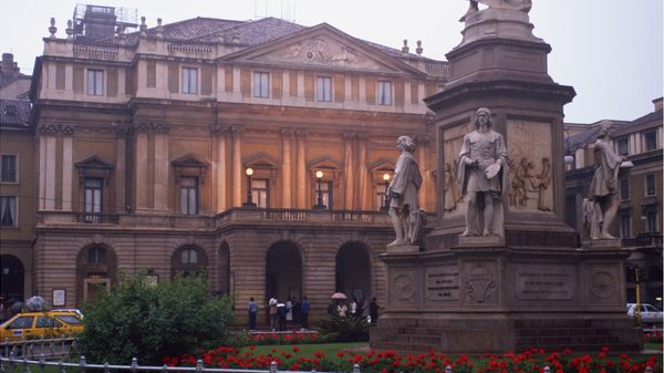 Mythical Rooms: La Scala in Milan