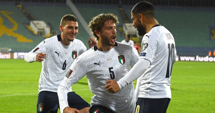 Italy, the rival of the Swiss group, won in Bulgaria - also Germany and England