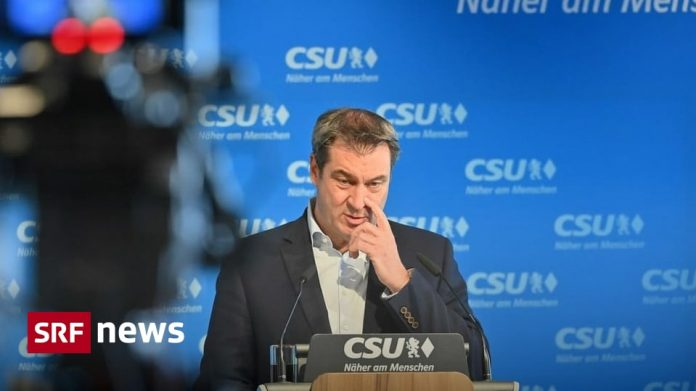 Chancellor's question in Germany - CSU boss renounces candidacy for Sauder Chancellor - News