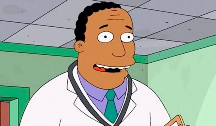 Dr. in The Simpsons  Hibbert will change.