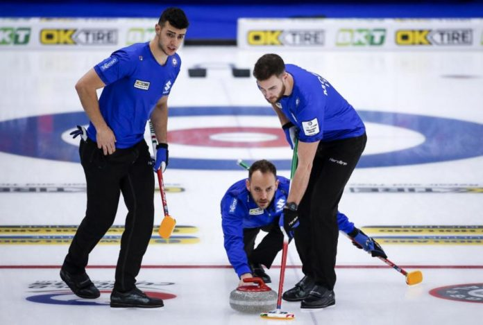 Italy defeated Canada and Russia.  Olympics forward and away - OA Sport