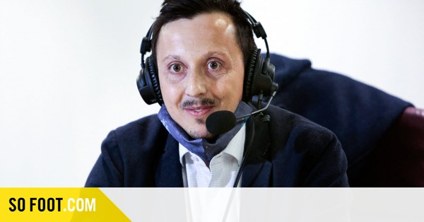 Pablo Longoria persists in his comments on French Football / France / Marseille / SOFOOT.com
