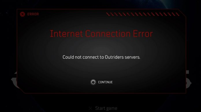 People suffering from connection issues on launch day