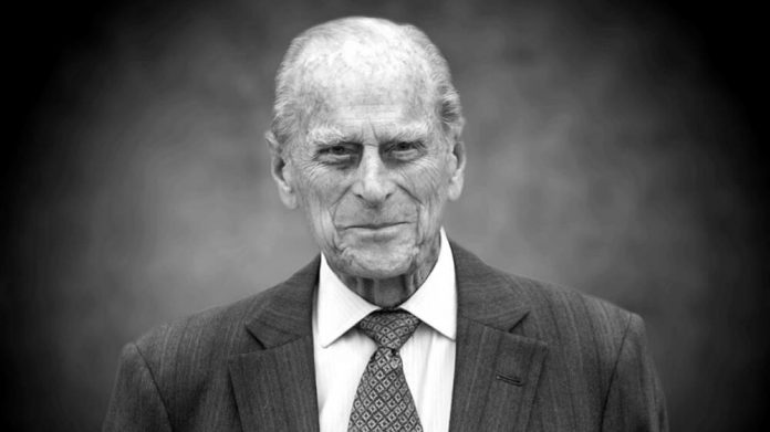 What happens after the death of Prince Philip?