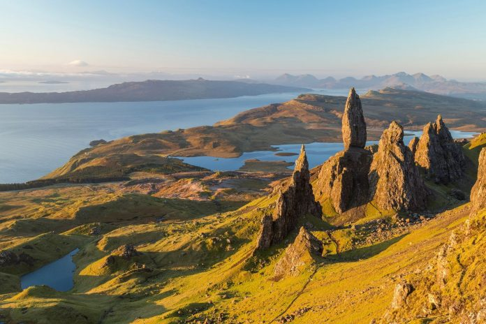 Where to find castles, warrior queens and fairies in Scotland?