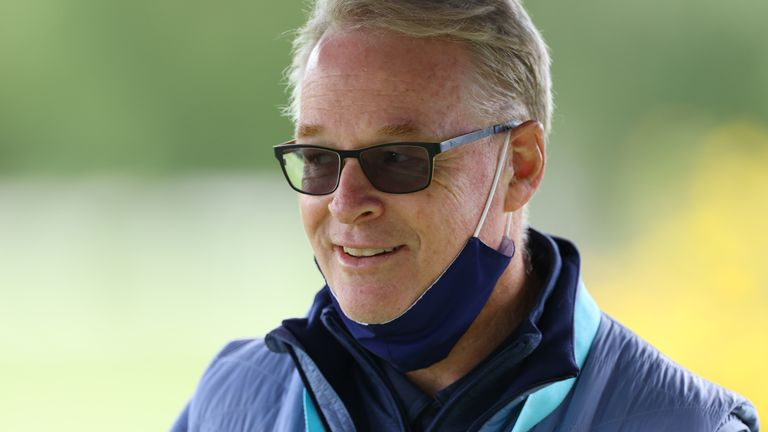 Keith Pelley enters UK swing event for the second time in a row in Dubai