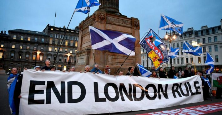 Scotland, March for Independence