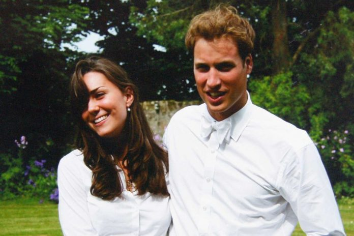 In Scotland, William fondly remembered his meeting with Kate.