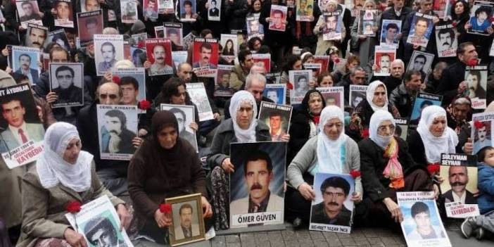 Saturday Mothers: We call on prosecutors to fulfill their duties in front of Sedat Pekar's statements.
