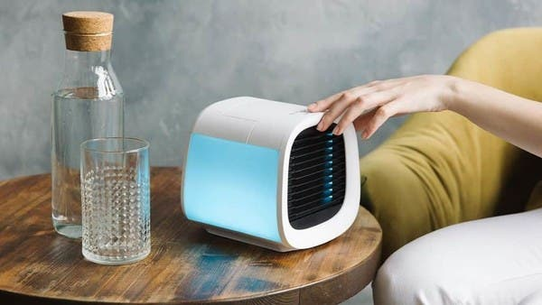 A portable air conditioner cools the room in 10 minutes ... and it's worth it