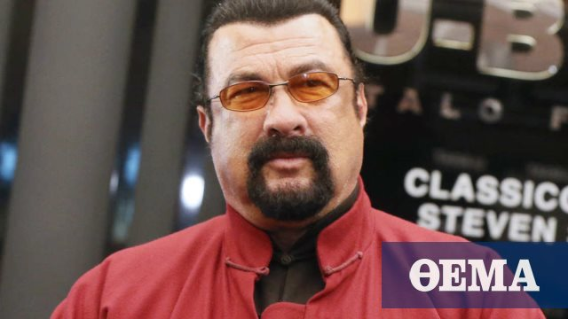 Actor Steven Seagal joins the Kremlin-affiliated party