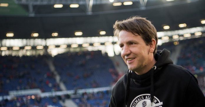 German Daniel Stendall will be the new coach