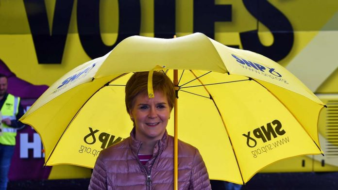 Great Britain: Big Election Day in Scotland -
