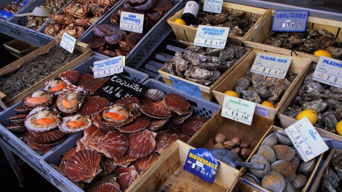How do you know where the fish sold on the shelves come from?