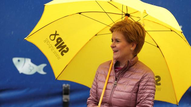 In Scotland, the spirit of freedom revived
