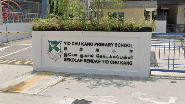 Infected students of Yo Soo Kang Primary School;  School changes from home to school