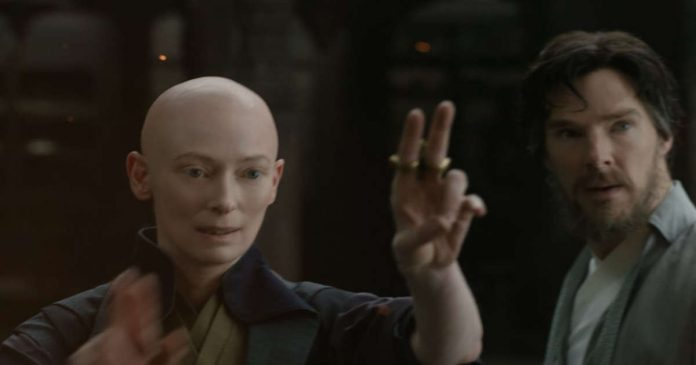 Kevin Feige admitted mistake in casting Tilda Swinton