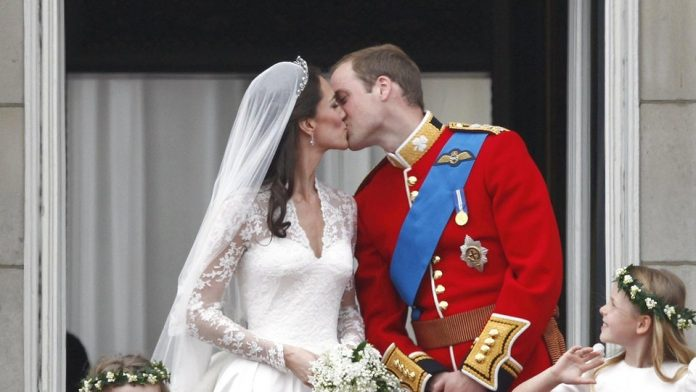 Married for ten years: Prince William, Duchess Kate and Love