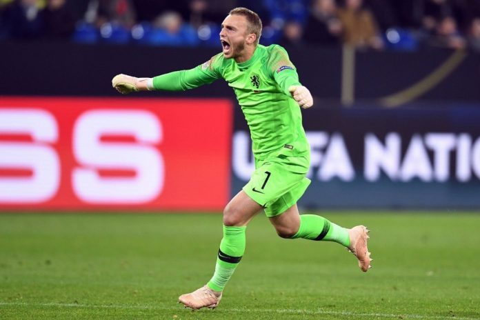 Netherlands top goalkeeper Jasper Silesen tested positive for COVID-19 ahead of Euro
