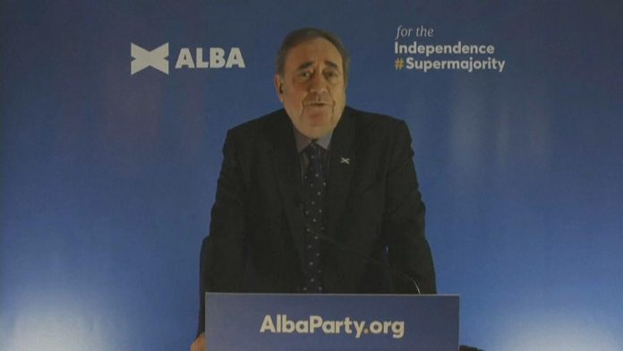 Scotland: New Alba Party also wants to leave Britain