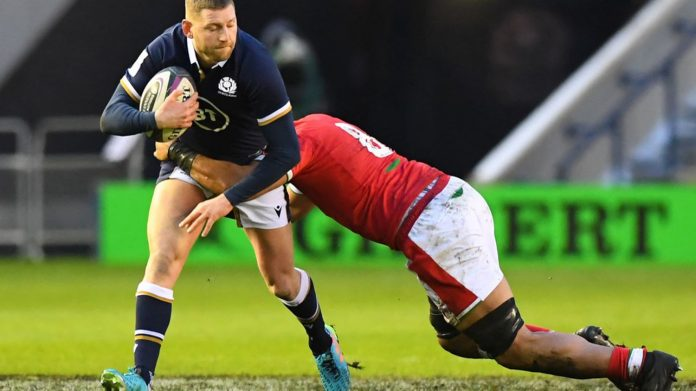 Scotland to take on France without Matt Fagerson against XV