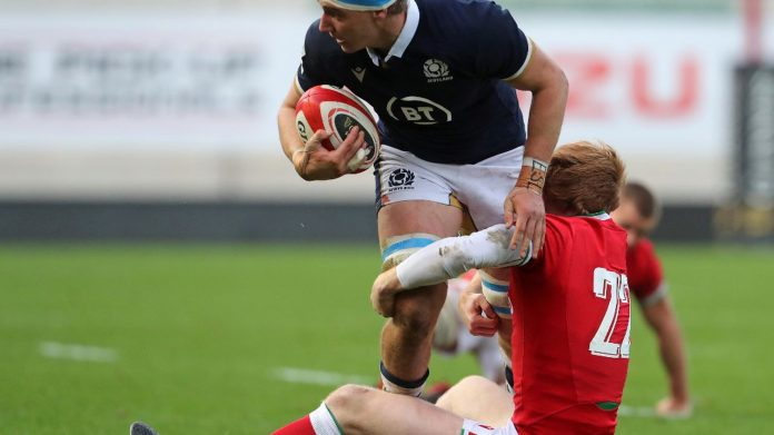 Scotland win in Wales for the first time since 2002!