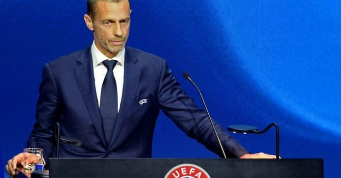 UEFA, epidemic impedes 20 years of development and causes losses of about 9 billion