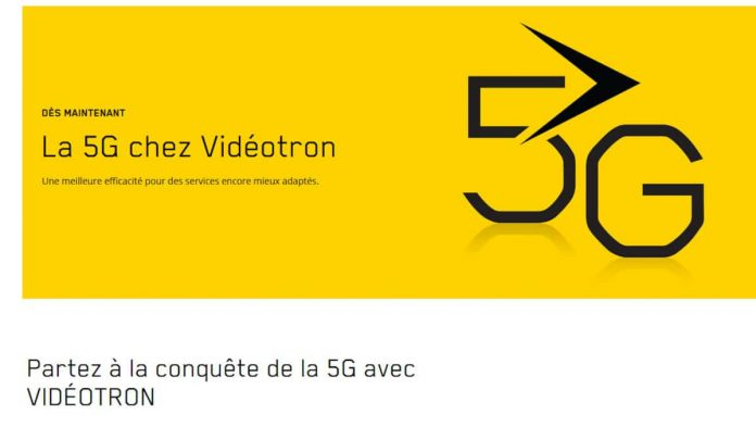 Videocon's 5G network launched in Quebec