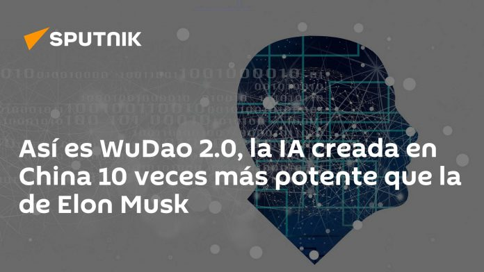 This is Wudao 2.0, the AI made in China 10 times more powerful than Elon Musk's