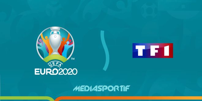 Euro 2021: TF1's tool to cover the competition
