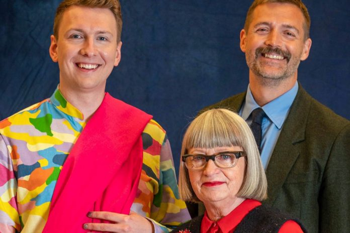 Who are the judges of Great British Sewing Bee 2021?
